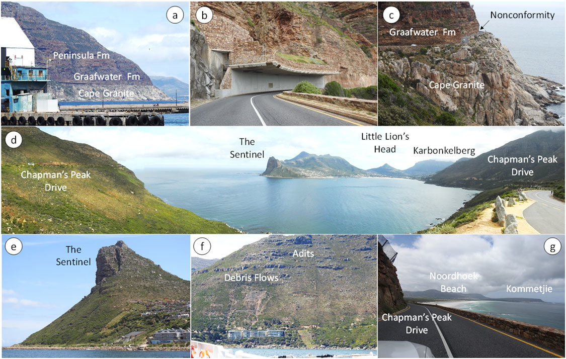 Great Escapes for Geotourists in Hout Bay